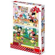 Szorgalmas Minnie - Puzzle