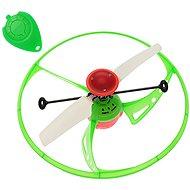 Repülő UFO - zöld - Helikopter