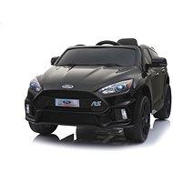 Ford Focus RS - fekete - Elektromos autó gyerekeknek