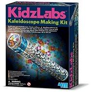 Készíts kaleidoszkópot - Kísérletező készlet