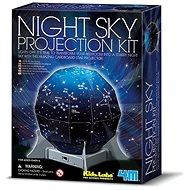 Éjszakai égbolt modell - Modell