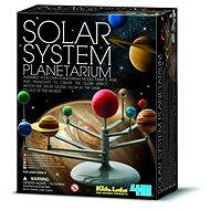 Planetárium kísérletező készlet - Kísérletező készlet