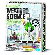 Weather Science - Időjárás állomás - Kísérletező készlet