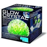Ragyogó kristályok - Kísérletező készlet