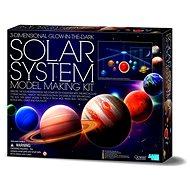 Készítsd el a saját Naprendszered modell - Modell