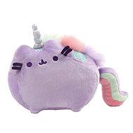 Pusheenicorn Sound Toy Purple - Plüssjáték