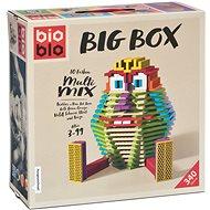 Bioblo Big Box - 340 építőelem - Építőjáték