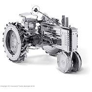 Metal Earth Farm Tractor - Építőjáték