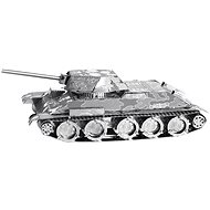 Metal Earth T-34 Tank - Építőjáték
