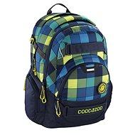 Coocazoo CarryLarry2 Lime District - Iskolatáska