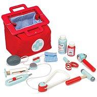 Le Toy Van orvosi készlet tartozékokkal - Játék szett