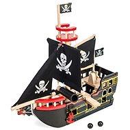 Le Toy Van Barbarossa Kalózhajó - Hajó