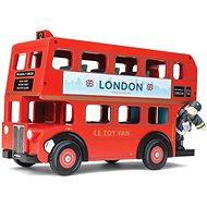 Le Toy Van Autobus London - Fajáték