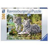 Ravensburger 147939 Fehér tigrisek