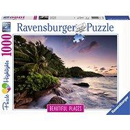Ravensburger 151561 Praslin sziget, Seychelle-szigetek - Puzzle