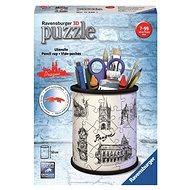 Ravensburger 3D 112265 Ceruzaállvány prágai rajzokkal - 3D puzzle