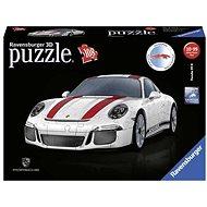 Ravensburger 3D 125289 Porsche 911R - 108 darabos - 3D puzzle