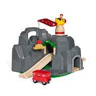 Brio World 33889 Daru és hegyi alagút - Kisvasút