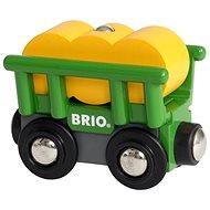 Brio World 33895 Vagon terménnyel - Vasútmodell kiegészítők