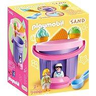 Playmobil 9406 Fagyis homokozó szett - Építőjáték