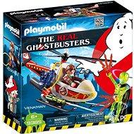 Playmobil 9385 Venkman helikopterrel - Építőjáték