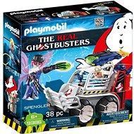Playmobil 9386 Spengler ketrecekkel - Építőjáték