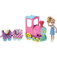 Barbie Chelsea vonattal - Baba