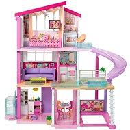 Barbie Álomház csúszdával - Baba
