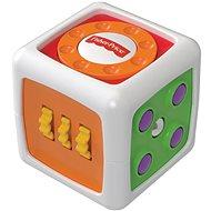 Fisher-Price Fidget Kocka tevékenységekkel - Interaktív játék