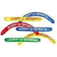 Amscan Balloons Happy Birthday 2 db - Lufik