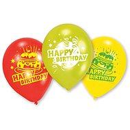Amscan Happy Birthday léggömbök 6 db - Játék szett
