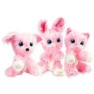 Fur Balls Szőrmók - rózsaszín - Plüssjáték