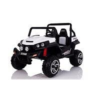 RSX - fehér - Elektromos autó gyerekeknek