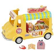 Sylvanian Families Hot-dogos kocsi - Játék szett