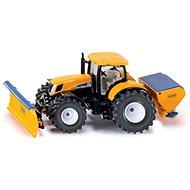 Siku Super - Traktor hóekével és sószóróval