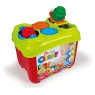 3b7ff6cf6906 Clementoni Clemmy baby - Aktív formabedobó vödör - Készségfejlesztő játék