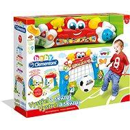 Clementoni focikapu - Plüssjáték
