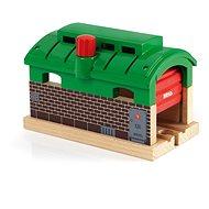 Brio világ 33574 vasútraktár - Vasútmodell kiegészítők