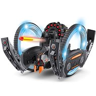 Fekete robot csata - RC modell