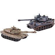 M1A2 PK tank - Távvezérelhető tank