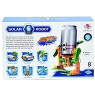 Robot Solar 6 az 1-ben - Elektromos építőkészlet