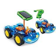 Napelemes autó - Játékautó