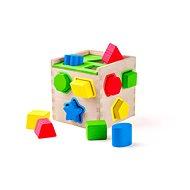 Kirakós játék Woody Formakirakó doboz - Vkládačka