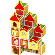 Magicube - Várak és házak - Mágneses építőjáték