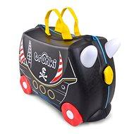 Trunki Pirate gyerekbőrönd - Futóbicikli