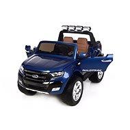 Ford Ranger Wildtrak 4x4 LCD luxus autó, kék lakkozott - Elektromos autó gyerekeknek