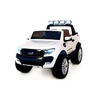 Ford Ranger Wildtrak 4x4 LCD luxus, fehér - Elektromos autó gyerekeknek