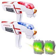 TM-X Toys Laser Gun infravörös sugarak - kettős sor - Játékfegyver