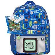Pixie Crew bogármintás hátizsák - fluoreszkáló - Gyerek hátizsák