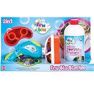 Fru Blu nagy buborékok - Blaster - Buborékfújó